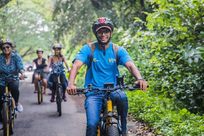 BLive Electric Bike Tours - Colors Of Calangute