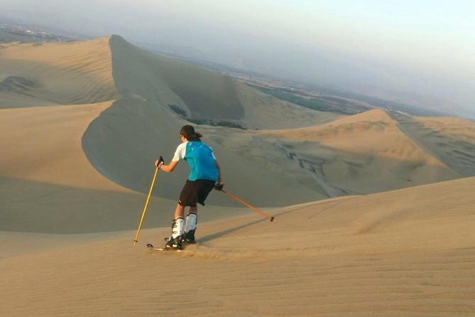 Private Dune Buggy Tour with Sandboard or Ski / 2 hours photo 1