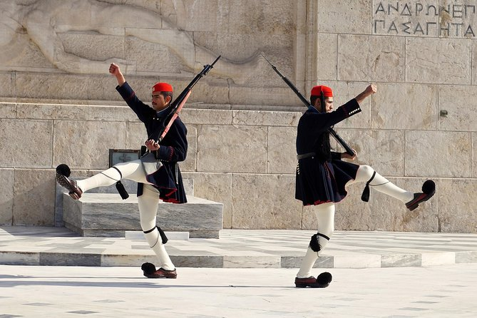 Acropolis Athens Small Group Tour with Changing of Guards photo 12