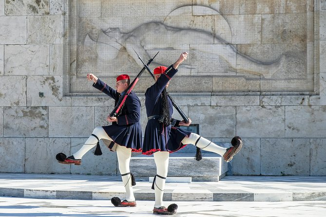 Acropolis Athens Small Group Tour with Changing of Guards photo 4