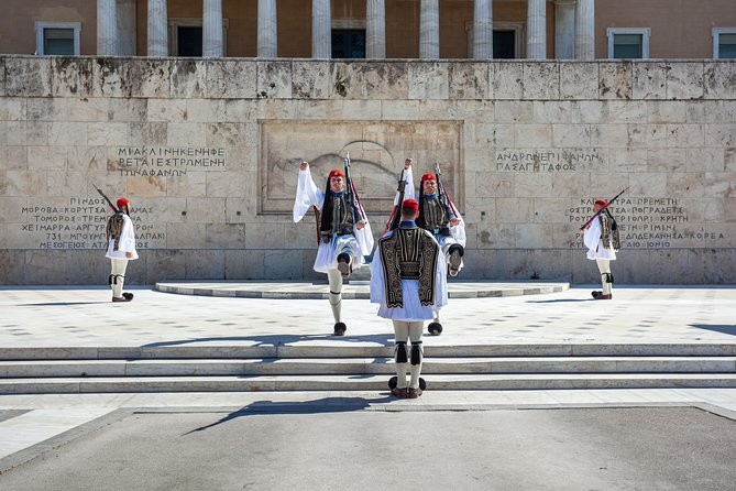 Acropolis Athens Small Group Tour with Changing of Guards photo 2