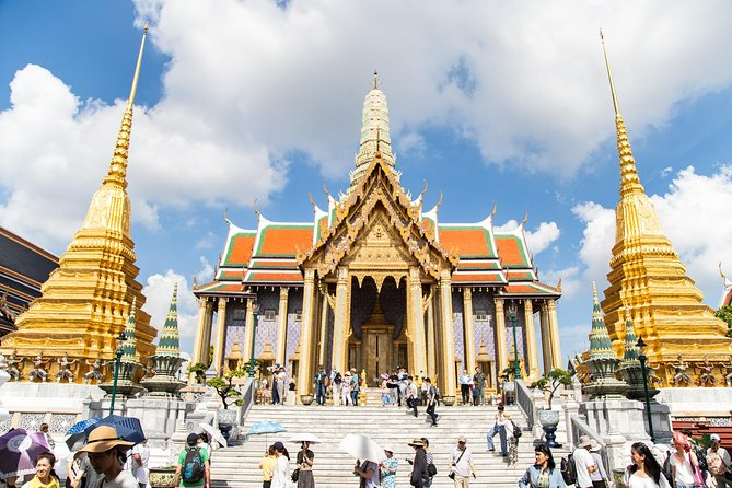 Private Tour: Bangkok Grand Palace, Temples and Thai-Classical Arts