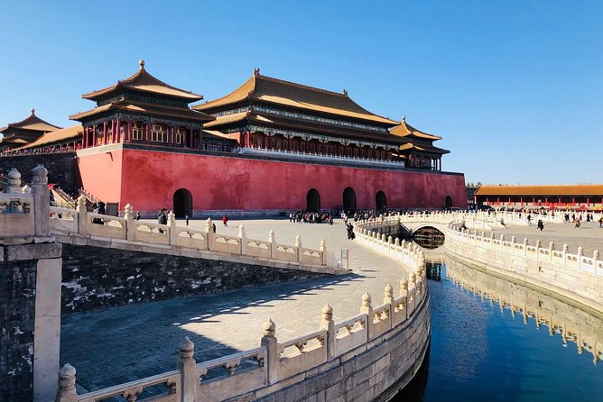 All Inclusive Tour to Forbidden City,Tiananmen Square and Hutong