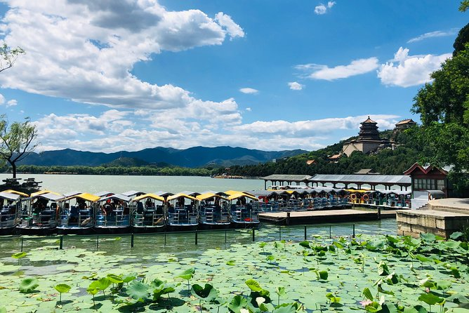 All Inclusive Tour to Fragrant Hills Park and Summer Palace