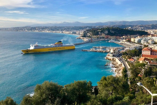 French Riviera Full Day Private Tour