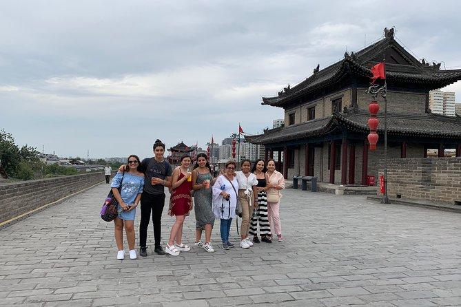 Xian Terracotta Warriors Museum and City Wall Group Tour