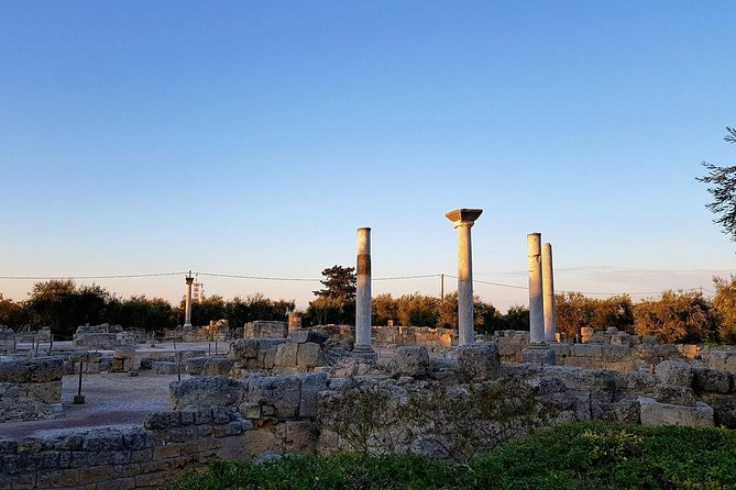 Guided tour of Canosa archaeological sites