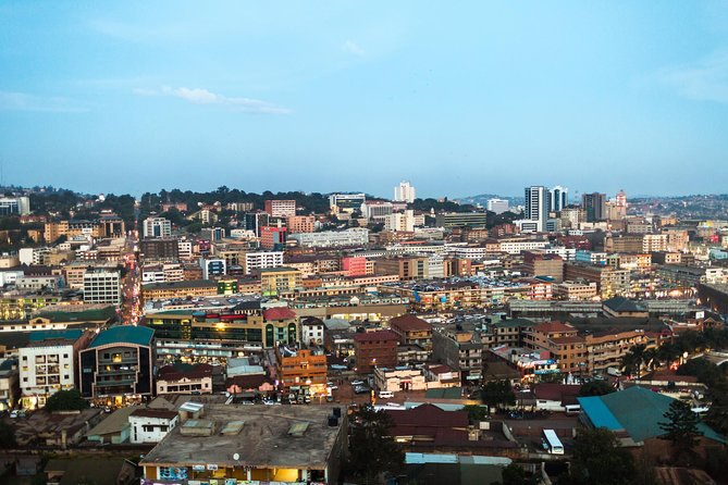Full Day Kampala City Tour