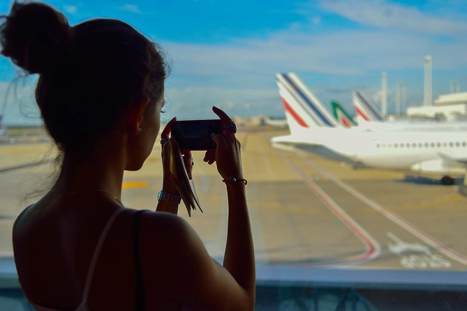 Ciampino Airport - Rome Minivan Center A / R (people 7/8)