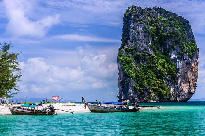 7 Islands Snorkeling Tour by Longtail Boat From Krabi