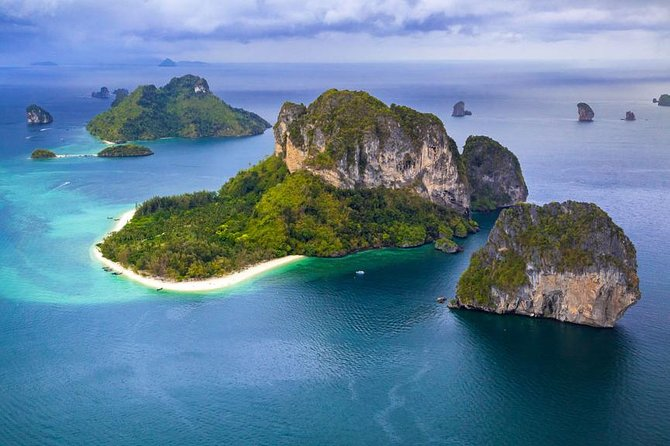 Amazing Krabi 7 Islands One Day Snorkeling Tour By Big Longtail Boat