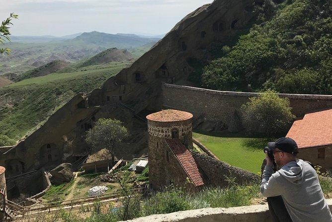 2 Days Private Organic Wine Tour to Kakheti Region via Rustavi and David Gareja