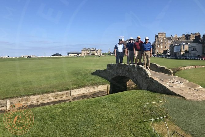 Kingdom of Fife & St Andrews Full-Day Guided Private Tour in a Premium Minivan photo 6