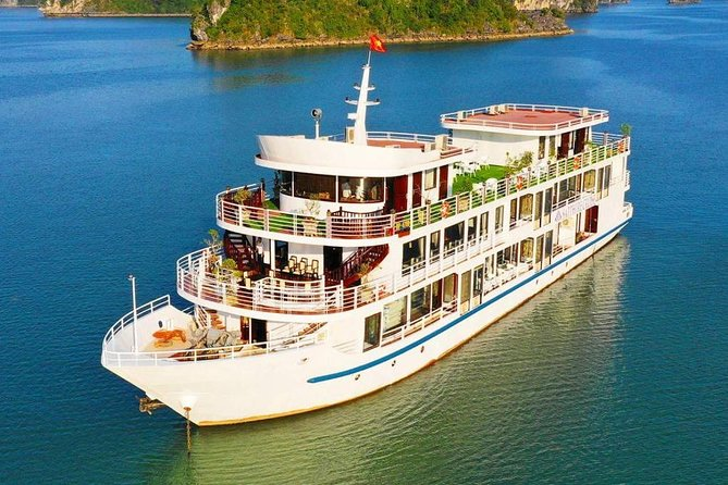 Sapphire Cruise -Halong - Lan Ha Bay- Cat Ba 2 Days 1 Night