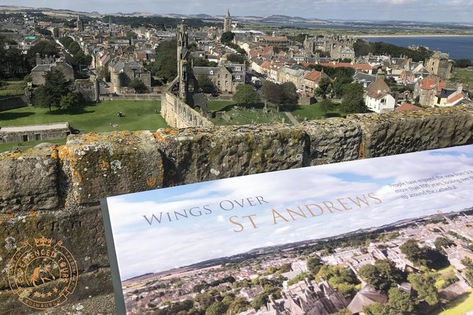 Kingdom of Fife & St Andrews Full-Day Guided Private Tour in a Premium Minivan photo 4