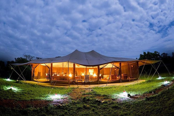 3 Days Tanzania Lodge Safari (tarangire, Lake Manyara & Ngorongoro Crater)