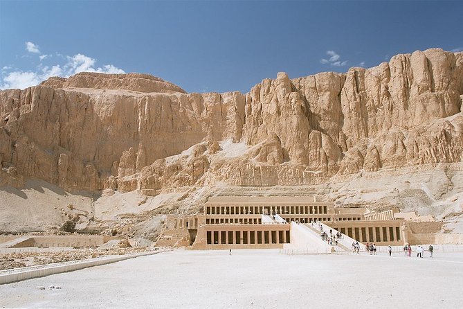 Kings Valley, Hatshepsut Temple, Madinat Habu Temple