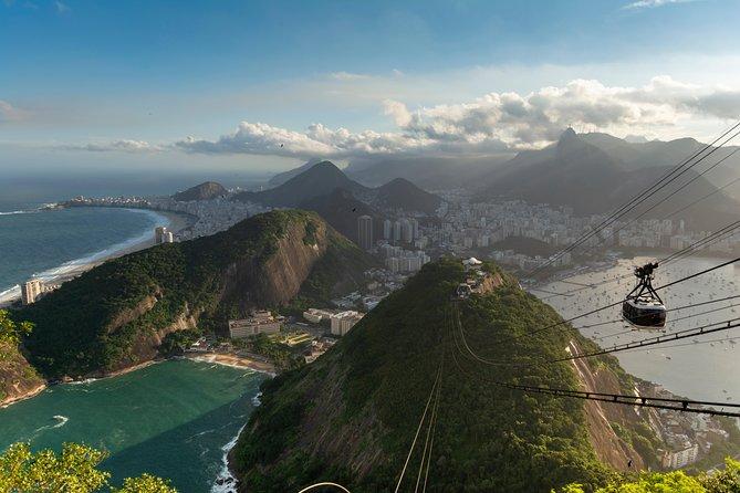 Rio de Janeiro: Half Day City Tour & Sugar Loaf with Lunch