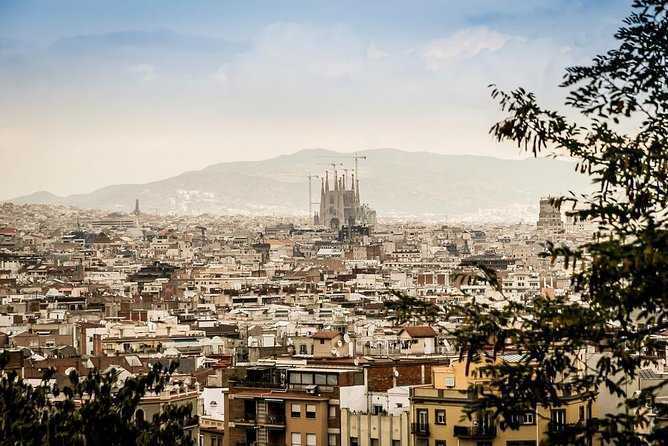 Arrival Private Transfer from Barcelona Airport BCN to Barcelona City by Minibus