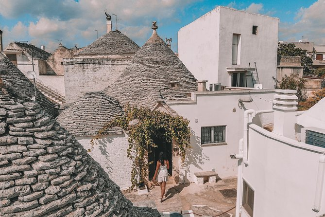 7 DAYS PRIVATE TOUR PUGLIA & MATERA (hotel + transfers + guides + food & wine)