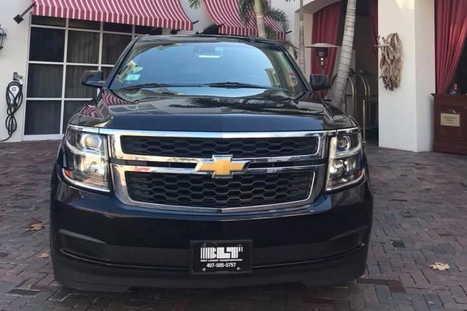 Orlando Port Transfer: Airport to Port Canaveral Suv transfer up to 7 pax