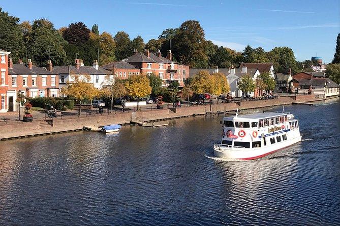 Cruzeiro de meia hora pela cidade no rio Dee em Chester