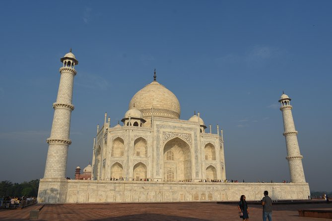 All Inclusive Agra Day Trip to Taj Mahal, Agra Fort & Baby Taj from Delhi by Car photo 2