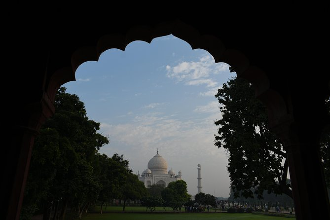 All Inclusive Agra Day Trip to Taj Mahal, Agra Fort & Baby Taj from Delhi by Car photo 8