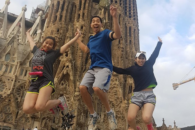 Barcelona: Running and Culture
