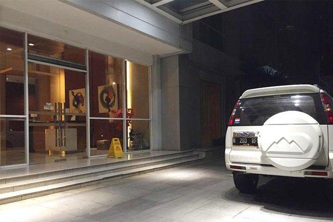 Pickup Hotel To airport Jogyakarta