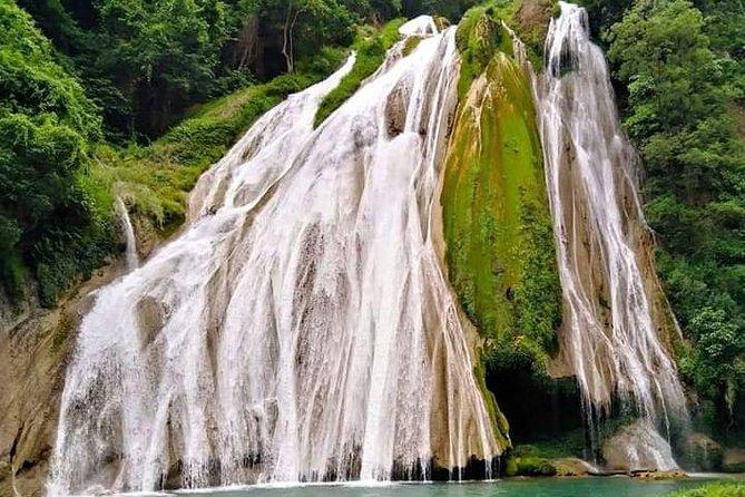 The Hidden Amazing Waterfalls ( FULL DAY POWERHOUSE WATERFALL TREK )