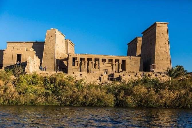 Aswan Philae Temple, Unfinished Obelisk and High Dam