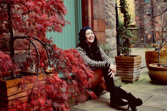 Edinburgh Photoshoot Lost in Victorian