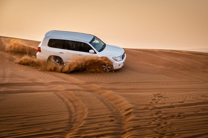 Private Morning Desert Safari Dubai