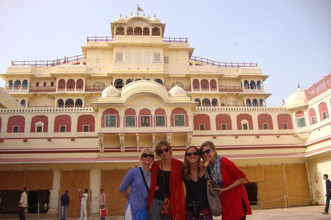 Golden Triangle, Delhi Agra Jaipur Tour