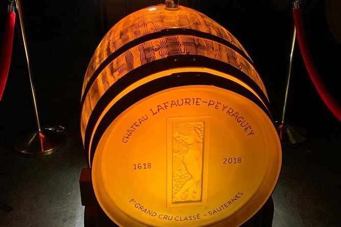 Private tour in the Sauternes wine region - discover Bordeaux sweet Crus Classés photo 3