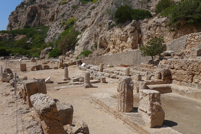 Explore Blue Lake & Temple of Hera from Athens photo 3