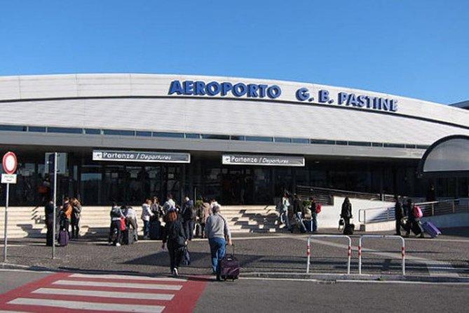 Ciampino airport to Civitavecchia port - Private transfer