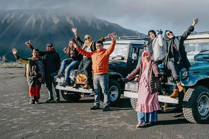 One Day Holiday in Bromo