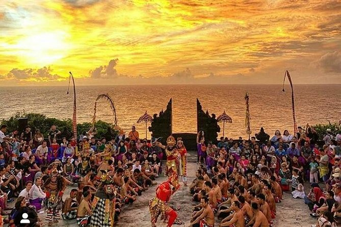 south bali tour best beaches and kecak fire dance - instan spot - free wifi
