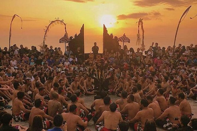 Watersport - Kecak fire dance and uluwatu tample tour - free wifi