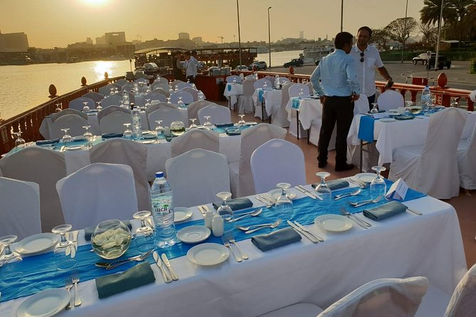 Dubai Dhow Cruise Creek with Buffet Dinner photo 4
