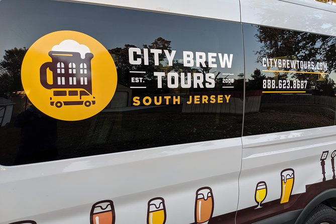 All-inclusive guided brewery tour in South Jersey