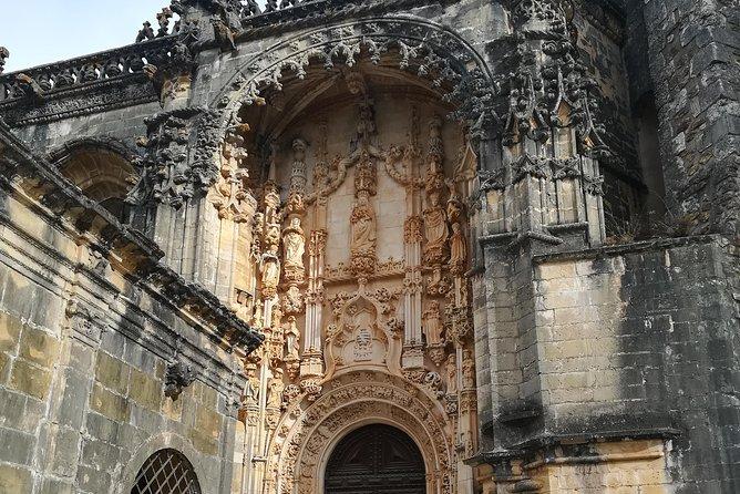 One Way Porto to Lisbon, through Coimbra and Knight Templars Town of Tomar