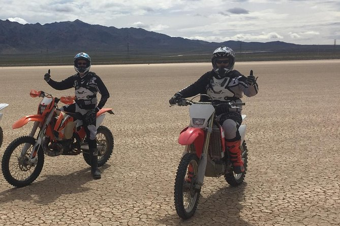 Hidden Valley and Primm Extreme Dirt Bike Tour photo 14