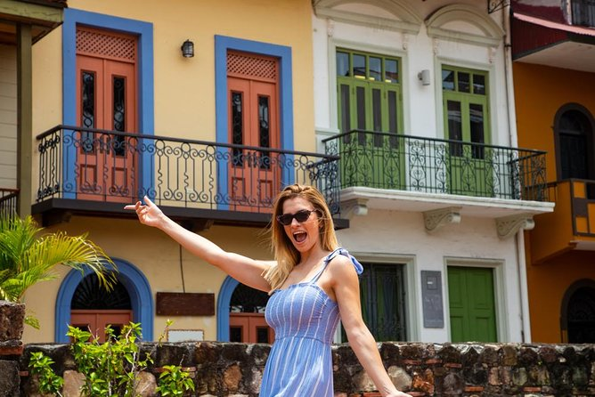 Casco Antiguo Panama City Walking Tour
