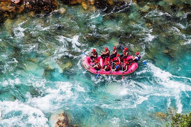 Private Full-day Tara River White Water Rafting Tour from Kotor
