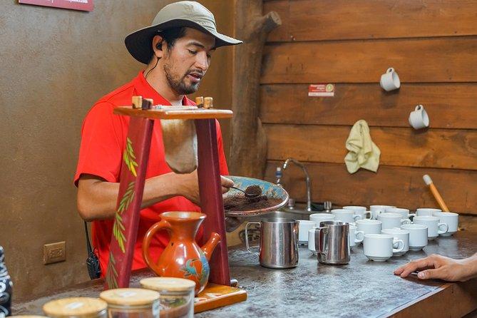Coffee, Chocolate & Sugar Cane Tour (Regular)