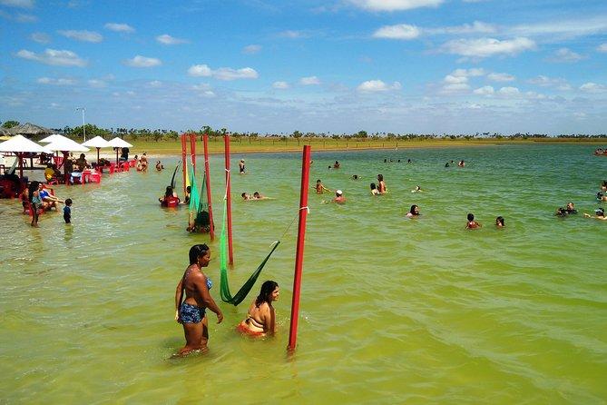 Excursão para o Lago do Robertinho e Aquamak em Roraima