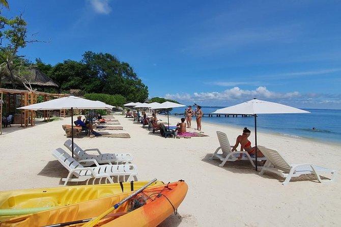Full day Luxury Beach Club- Rosario Islands